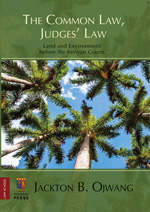 Common Law, Judges' Law